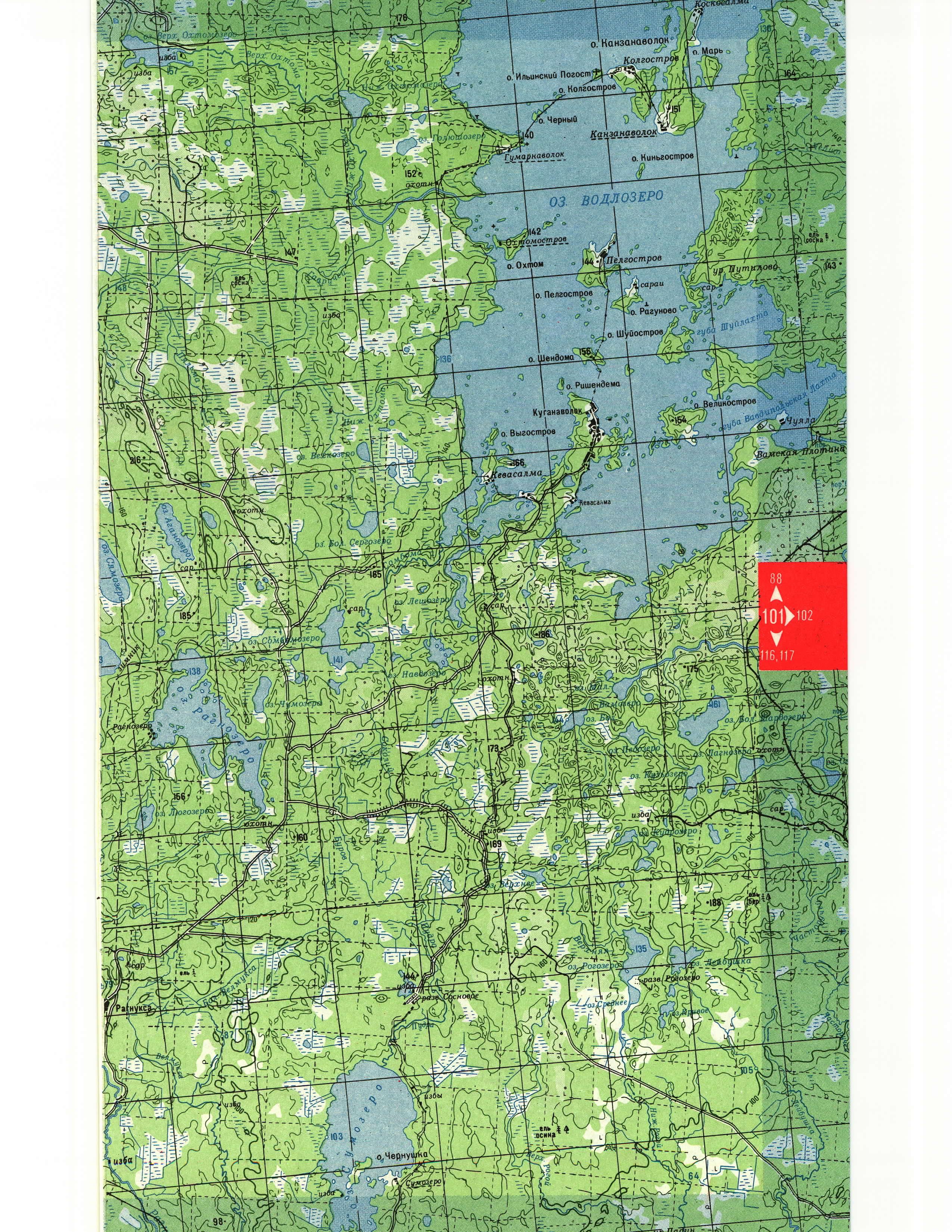 рыбалка в карелии карта озер карелии